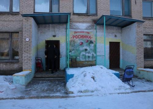 Двери для «Дюймовочки». Жители еще двух поселений обсудили больные темы с главой района